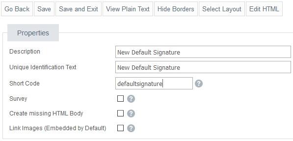 Mimecast Signature