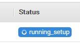 AWS OpsWorks Instance running setup